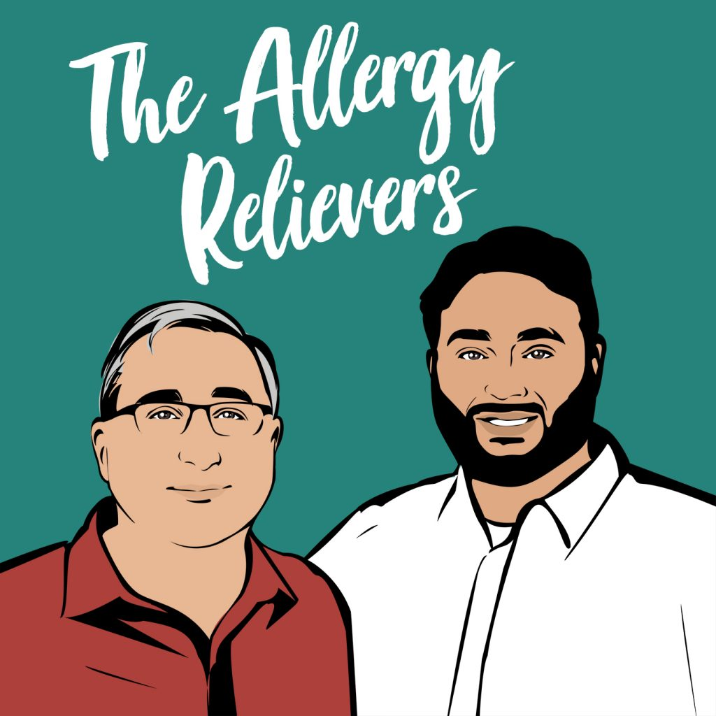 Advanced Allergy Therapeutics Doctors Logo for The Relievers Podcast