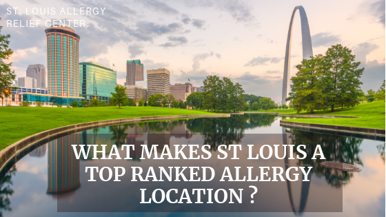 st. louis top ranked