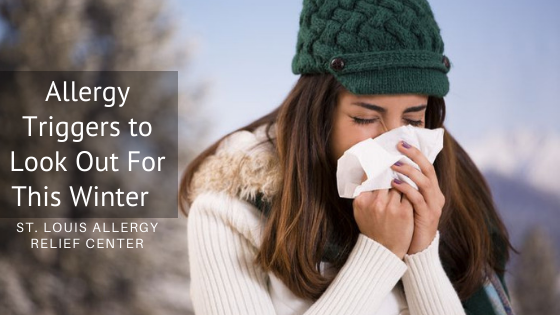 allergy triggers in winter