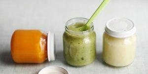 baby food in jars