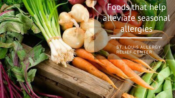 anti-allergenic foods