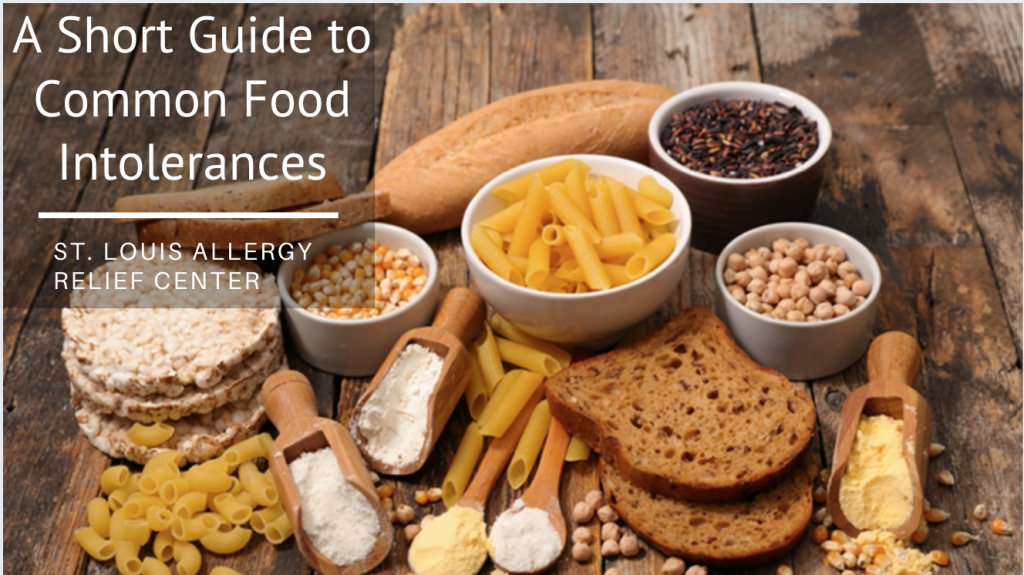 common food intolerances