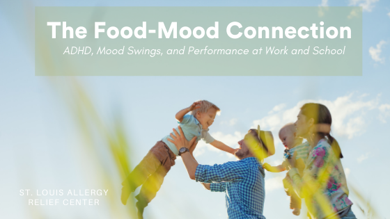 The Food-Mood Connection ADHD, Mood Swings, and Performance at Work and School